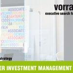 Image for the Tweet beginning: SENIOR MANAGER INVESTMENT MANAGEMENT /