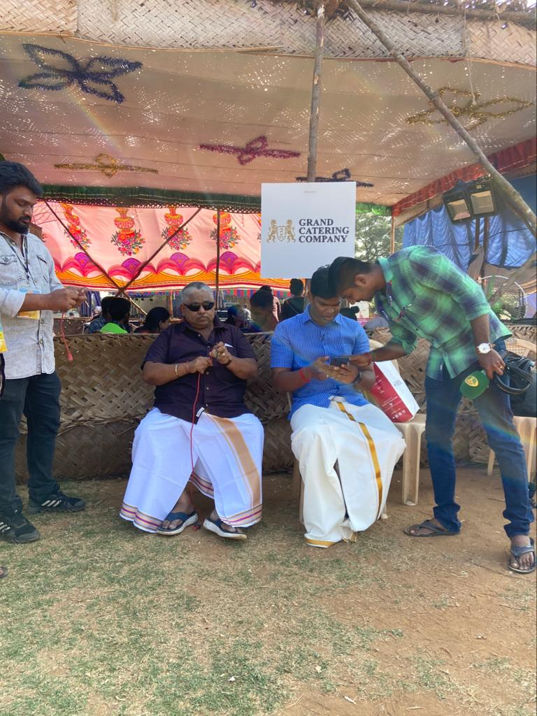 Everything from our childhood is fading away slowly, Thank god we have Village Ticket to replenish all your memories. Village Ticket Festival happening in Chennai Nandanam YMCA ground. @chefdamu @grand_catering @trendloud @VillageTicket #villageticket2020 #villageticketisback https://t.co/mftuMql75Y