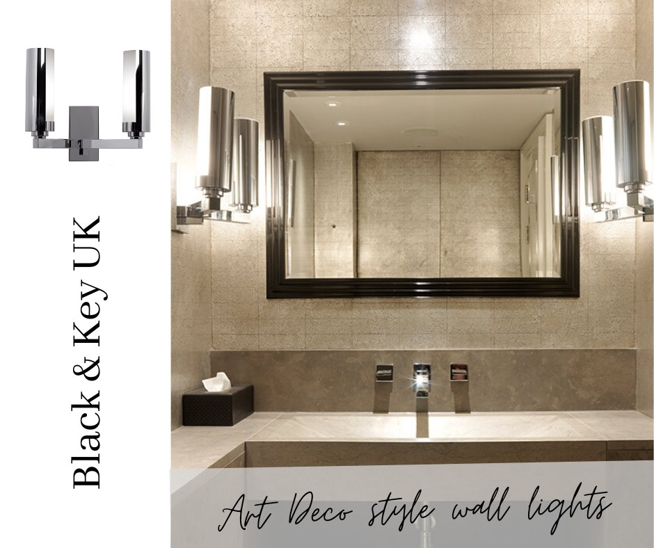 ONLY ONE PAIR LEFT!   Take home these stunning art deco inspired wall lights in polished chrome by renowned designer Jean Perzel! Make sure YOU are the one to brandish them in your home or project!   EX DISPLAY  https://bit.ly/39iWlFo  #BlackandKeyUK #JeanPerzelpic.twitter.com/keSsKktOwP