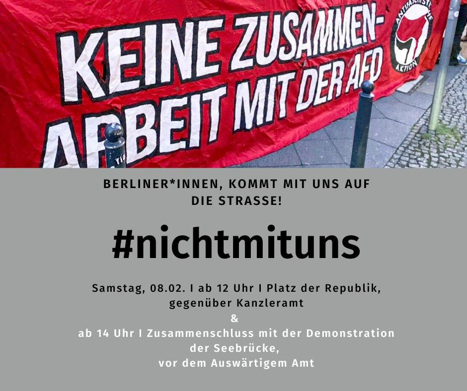 #nichtmituns
