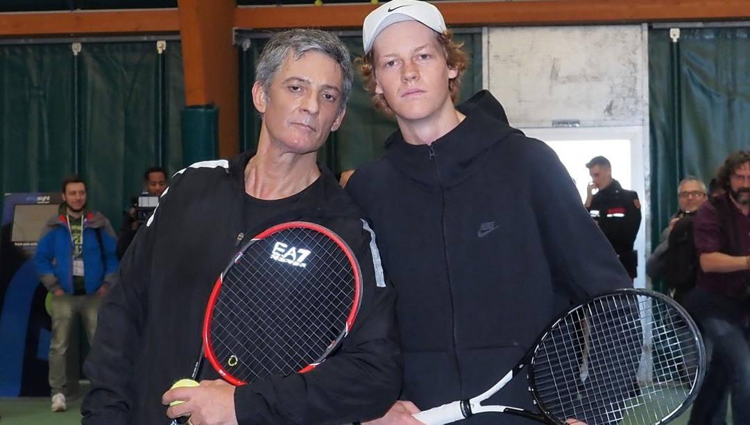 #Tennis, l'inedito duello #Sinner-#Fiorello #festivalsanremo2020 https://tinyurl.com/uhg22fs