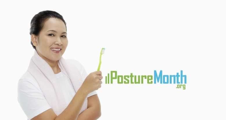 Tip 25 Morning Routine - Create daily strong posture habits  |  http://PostureMonth.org    http://PostureMonth.org   #HealthyLiving  #posture  #balance