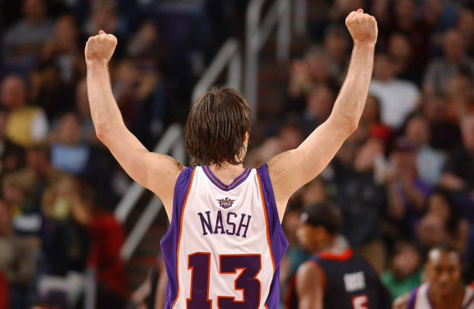 Happy Birthday to one of my favorite players ever, Steve Nash.