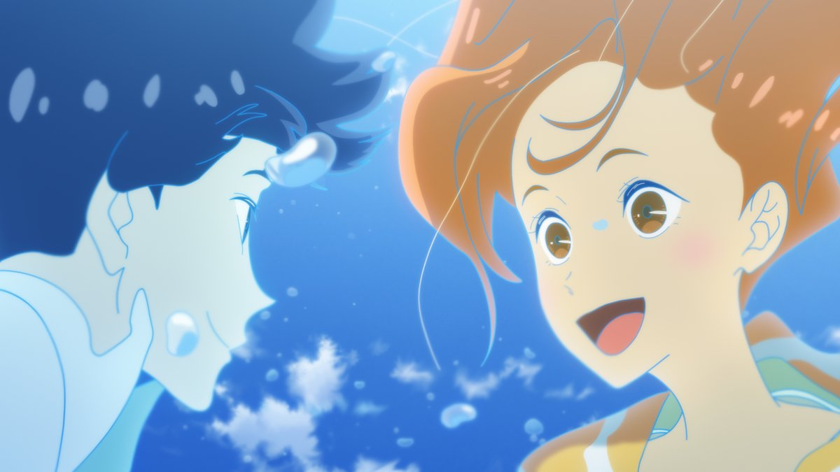 """All The Anime on Twitter: """"Sheffield! Don't forget that tomorrow night  (Thursday 13th Feb) the @showroomcinema is screening Ride Your Wave, the  latest film from Masaaki Yuasa as part of the #JFTFP20!"""