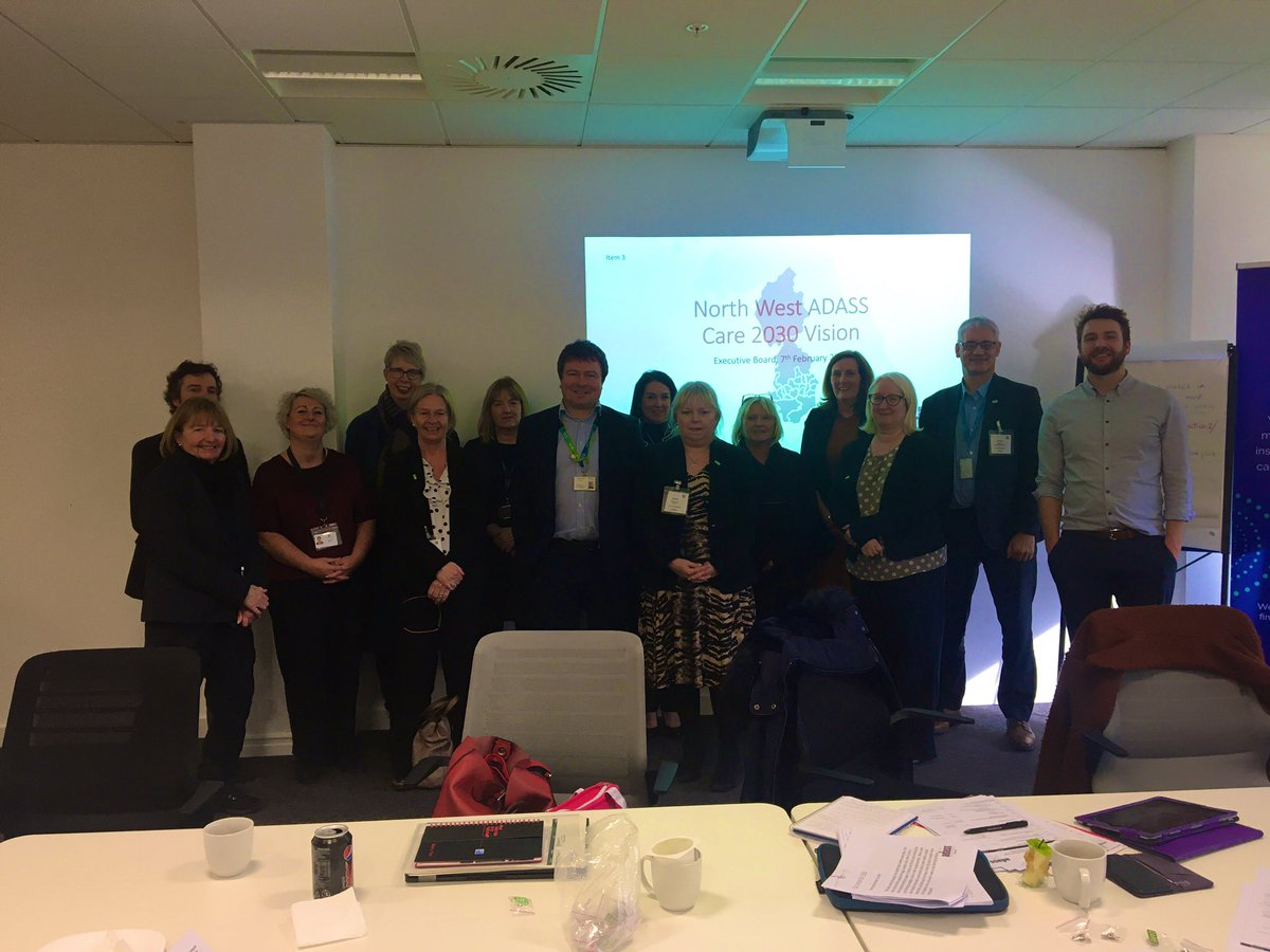 test Twitter Media - Really great @NWADASS Executive meeting today with @1adass Julie Ogley and Cathie Williams. Discussing all things #Care2030. Thinking about how we enable people to have #GreatDays 💪 🙌 https://t.co/rzc0hX6icd