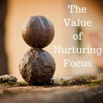 Image for the Tweet beginning: The Value of Nurturing Focus: