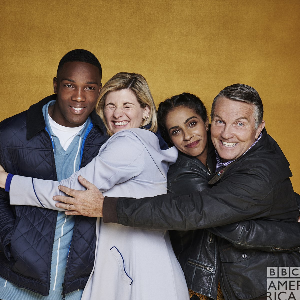 """Doctor Who on BBC America on Twitter: """"Have you hugged your fam today?  #DoctorWho… """""""