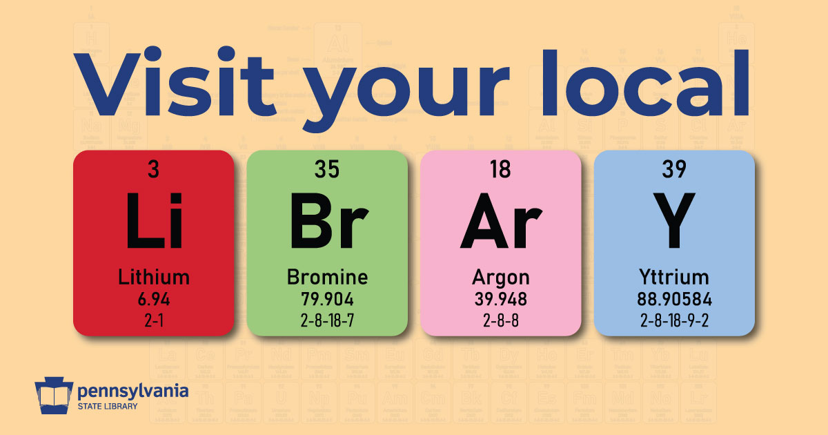 Everyone: It's #NationalPeriodicTableDay! How should we celebrate? Us: