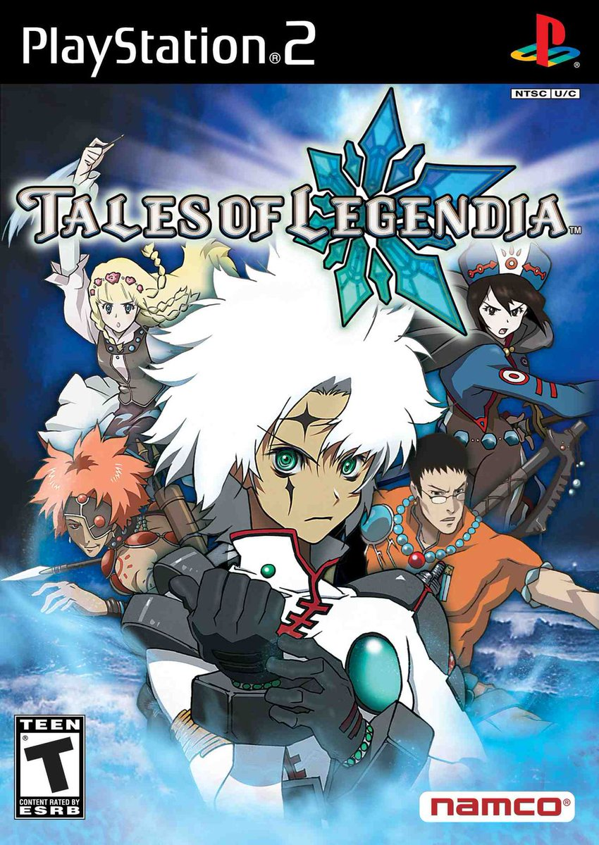 Tales of Legendia first hit North America on this day in 2006. This projects development team was made up of Tales Series veterans joined for this project Tekken and SoulCalibur staff.