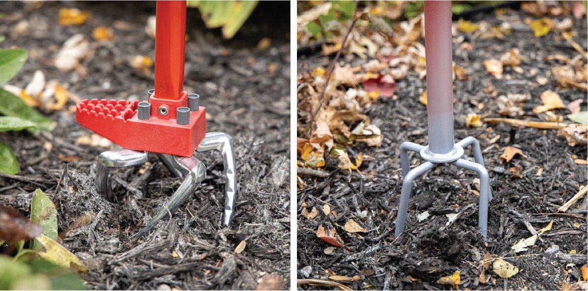 Garden Weasel Red Garden Claw