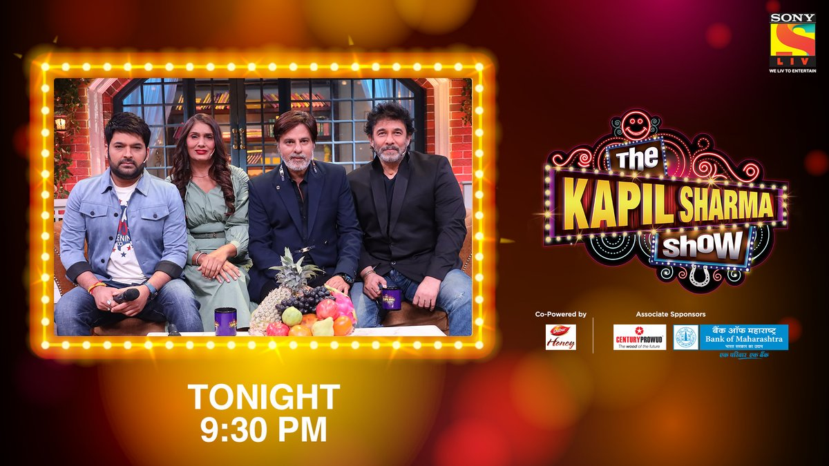 The movie that inspired a generation of lovers completes 30 years & what better place to celebrate this occasion than #TheKapilSharmaShow? Watch the cast of #Aashiqui tonight on #SonyLIV  http:// bit.ly/2t4ceQN     #Comedy #KapilSharmaShow #TKSS @KapilSharmaK9 <br>http://pic.twitter.com/3r47C5kD1T