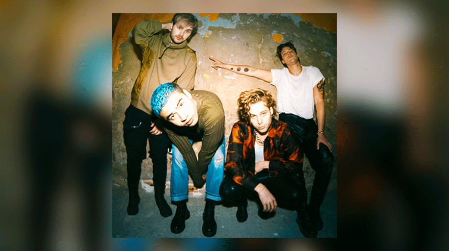 🚨 REMAIN CALM. New @5SOS is here. Blast #NoShame now 🎧: amzn.to/39fIrnx