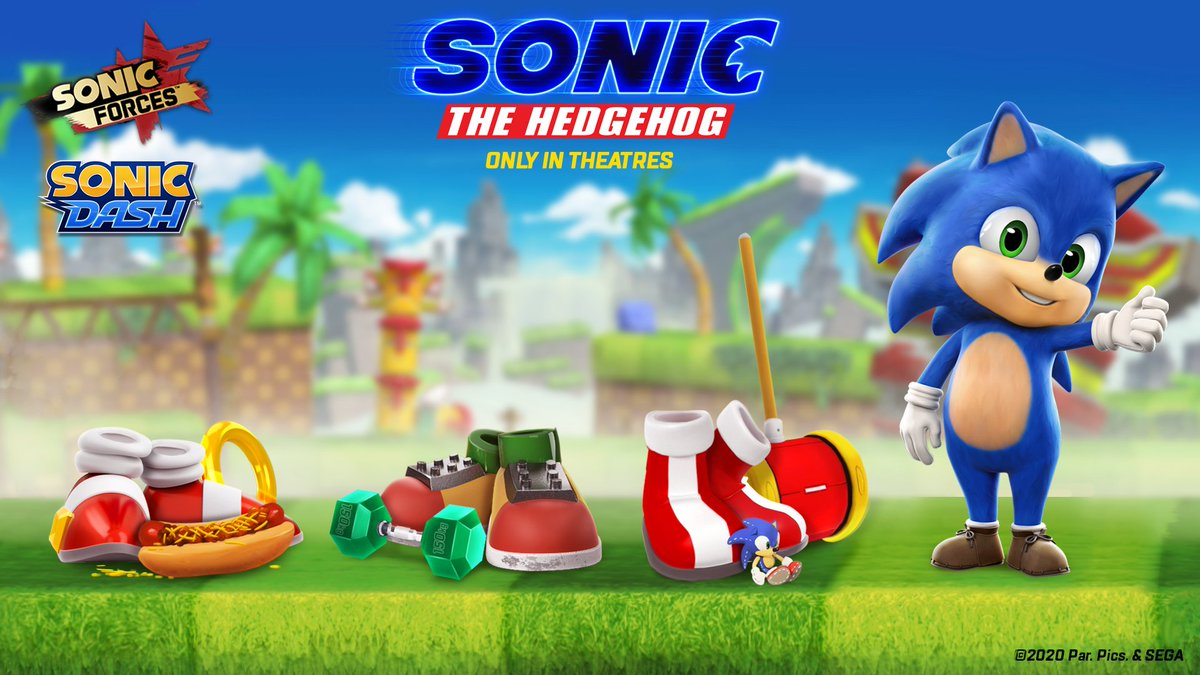 Sonic The Hedgehog On Twitter He S Got Some Big Shoes To Fill Catch Baby Sonic Now For A Limited Time In Sonicforces Mobile And Sonicdash