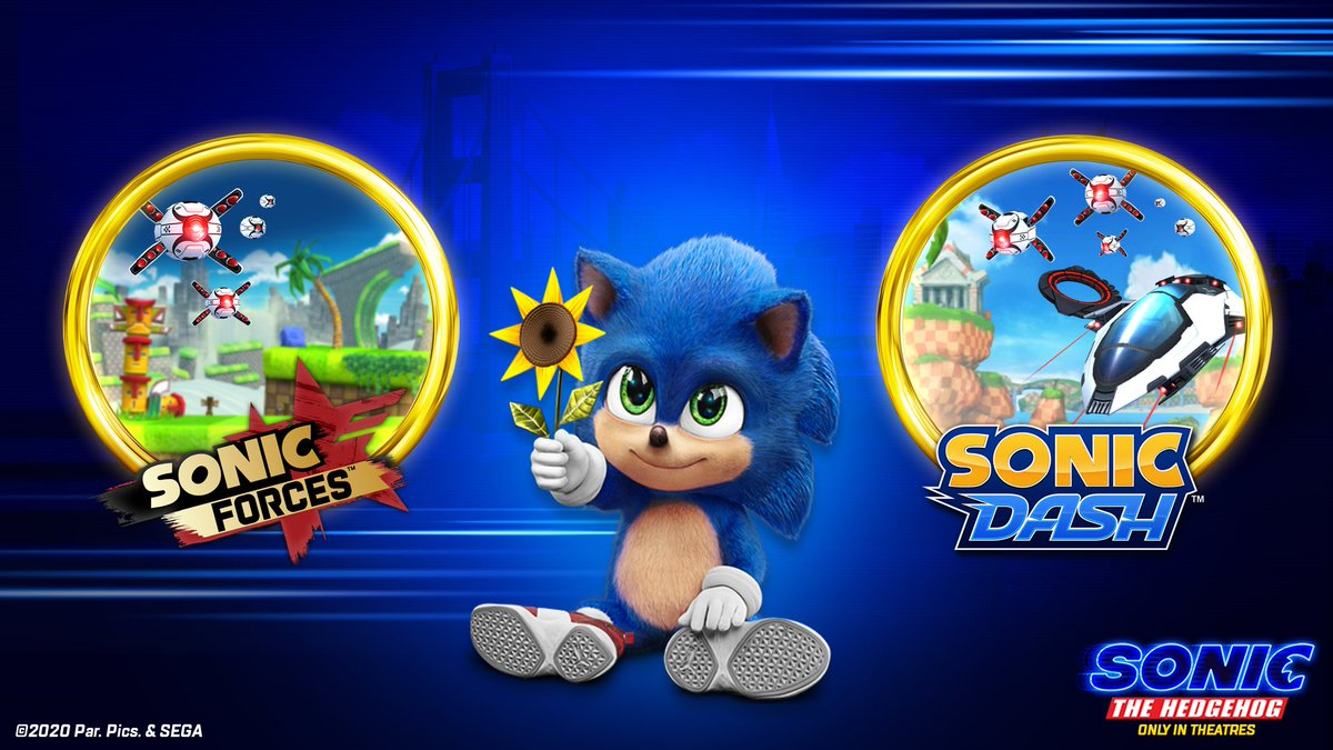 Sega Hardlight On Twitter Even Heroes Began As Babies In The Beginning Unlock Adorable Baby Sonic In Sonicdash And Discover His Nifty Innate Ability In Sonicforces Mobile S Exciting Movie Event Now Sonicmovie