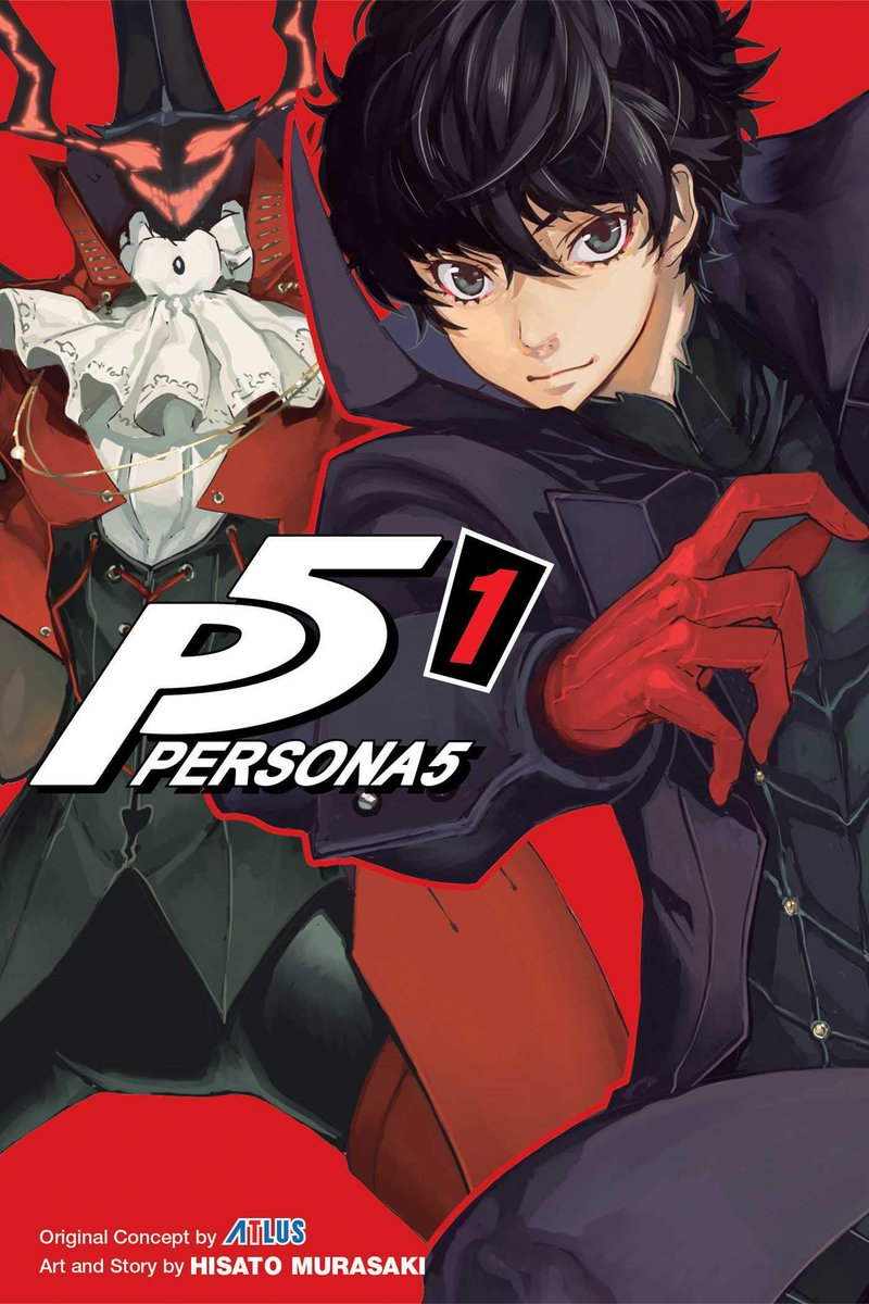 Volume 1 of the Persona 5 manga is discounted to $7.89: amzn.to/2UF2vfj Pre-orders for Vol 2 (out April) are also discounted: amzn.to/2SmqjBK Others are still full price; Vol 3: amzn.to/31x7VdC Vol 4: amzn.to/2H2n2SR