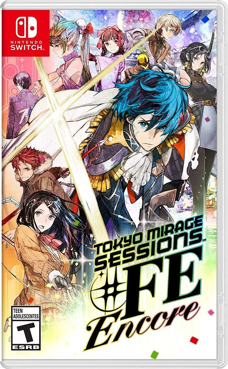 Tokyo Mirage Session #FE Encore (physical) is discounted to $49. Its out of stock, but you can order at this price and itll be sent once they get it back in: amzn.to/31x8uEg