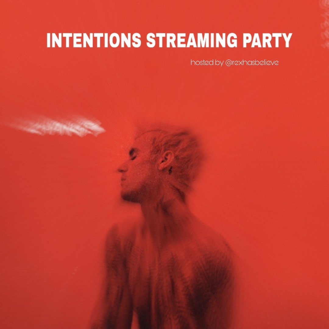 🚨INTENTIONS STREAMING PARTY NOW🚨  SPOTIFY PLAYLIST:   APPLE MUSIC PLAYLIST:   YOUTUBE LINK:   RETWEET AND SPREAD THE WORD!!!