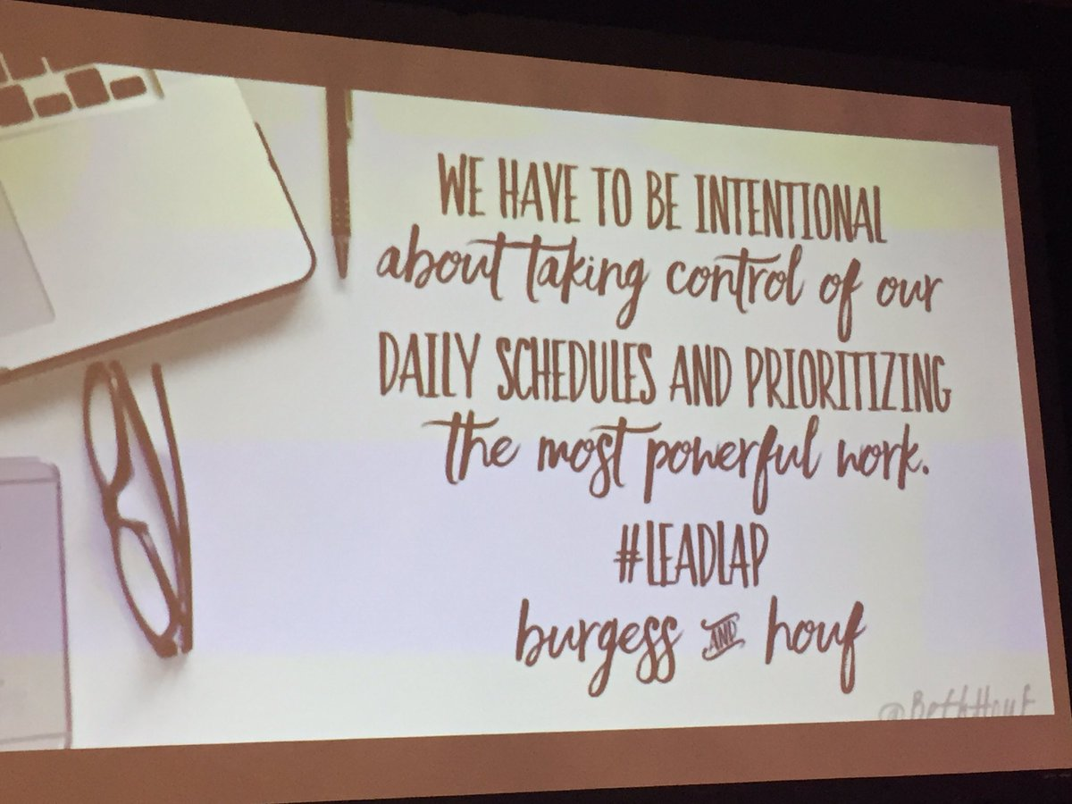 Being busy isn't a badge. #mespamn #leadlap
