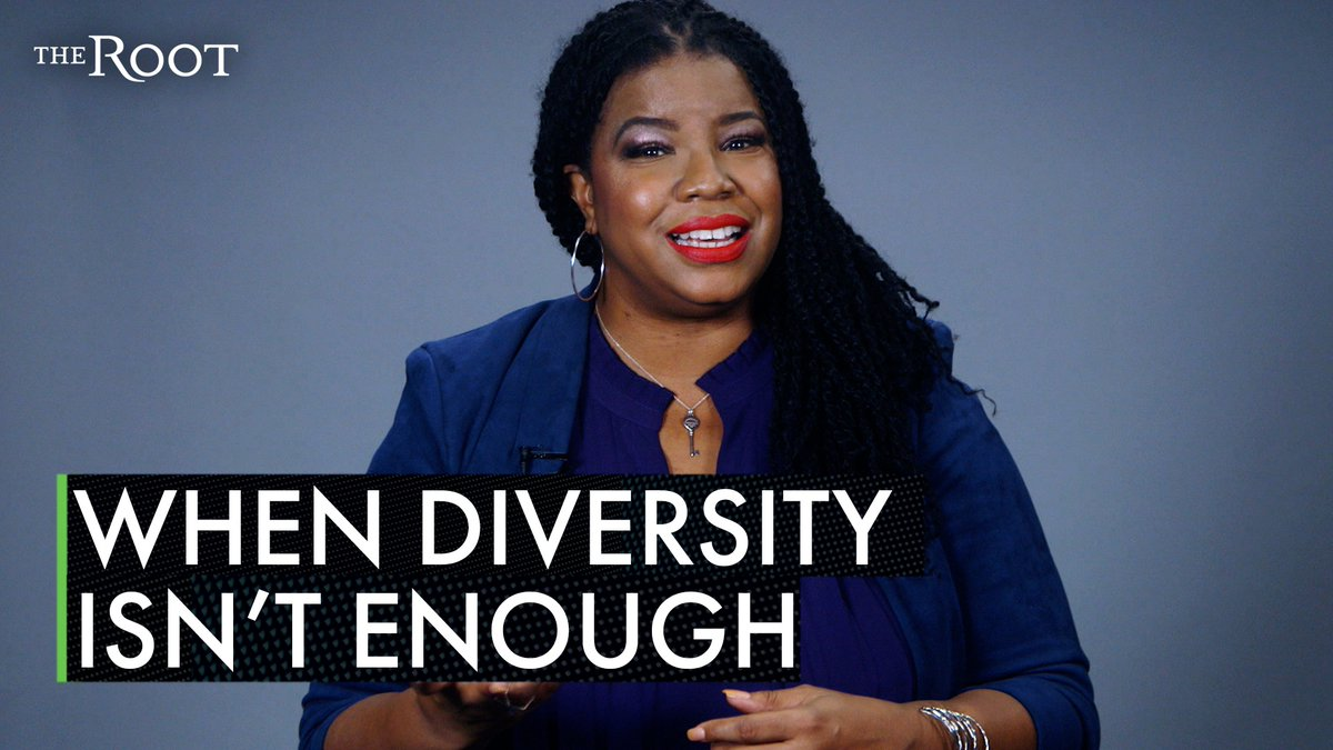 """Diversity is never enough. We always have to go further and and look for parity and look for equity."" -@ReignOfApril  Watch the #OscarsSoWhite creator explain why ""diversity"" isn't cutting it, in awards season and beyond: https://trib.al/s7lXpWI"