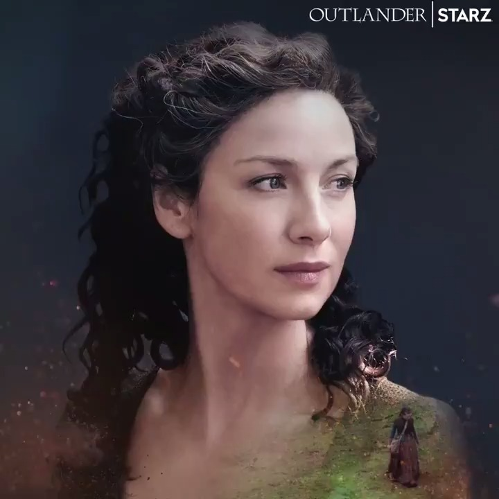 Claire is here to get things done. #Outlander