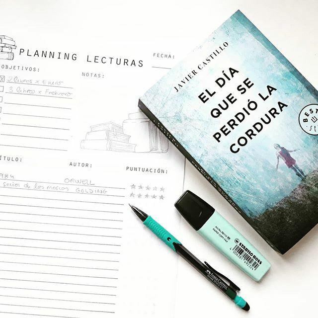 Nueva colección de plannings en nuestra tienda online; para organizar lecturas y redes sociales.  #bookstagram #instabook #bookworm #instacine #books #planning #orden #organizacion #lecturas https://ift.tt/378cE6Gpic.twitter.com/vsjullsUIH