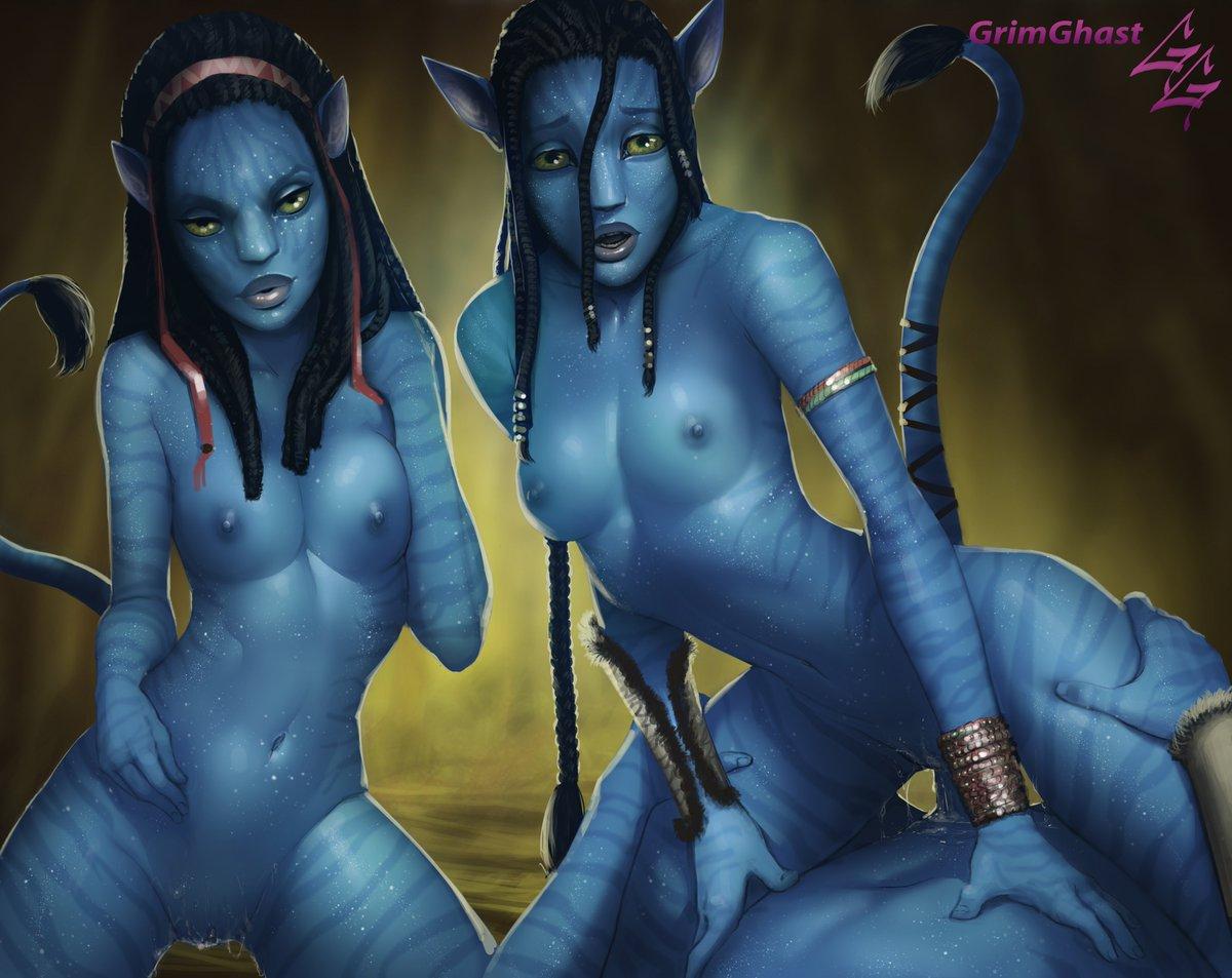 Avatar picture neytiri hentai lesbians