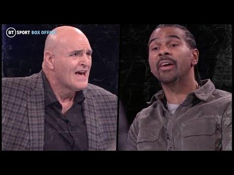 """I'll bet you £100k!"" John Fury and David Haye argue on Wilder v Fury 2: TheDebate youtube.com/watch?v=I_XZpy…"