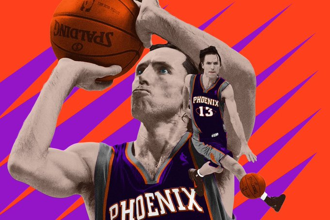 Happy 46th Birthday to Steve Nash   !   Download the app