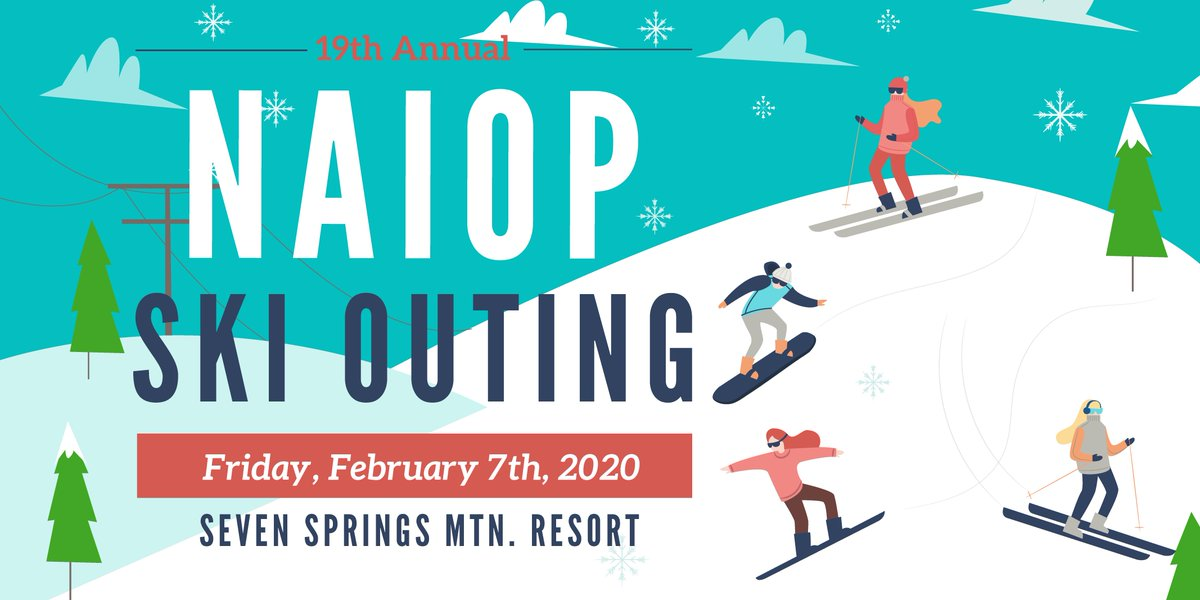 Good time to get some snow! Currently at 7 Springs for NAIOP's Annual Ski Outing. Excited to connect with everyone here. @NAIOPPittsburgh #NAIOP #CREpgh #7Springs pic.twitter.com/oTN3oeZsBK