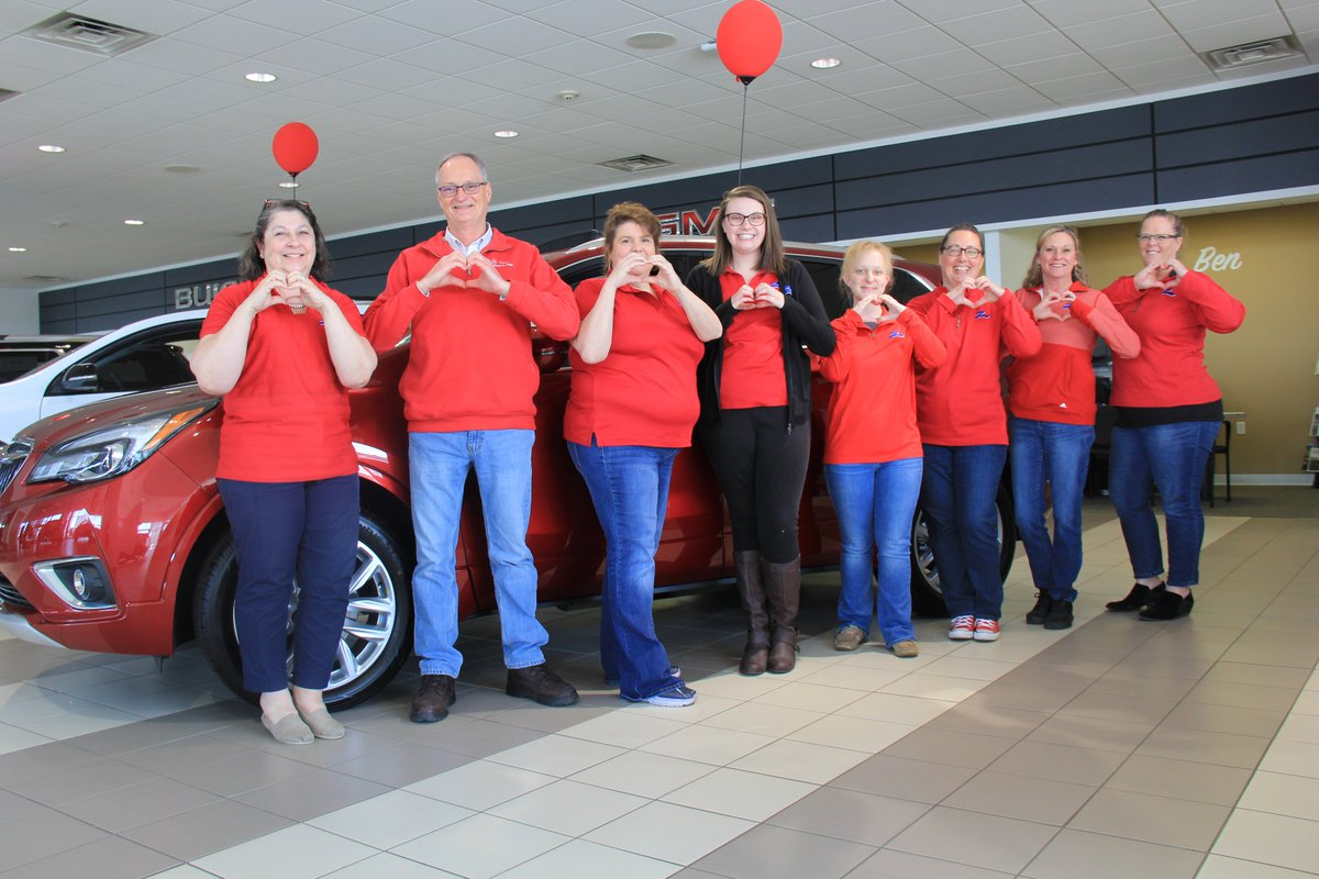 On the first Friday of every February, which is designated as American Heart Month, the nation comes together and wears red to raise awareness about the risks of cardiovascular disease for women! Thank you to everyone that decided to help support such a great cause today!