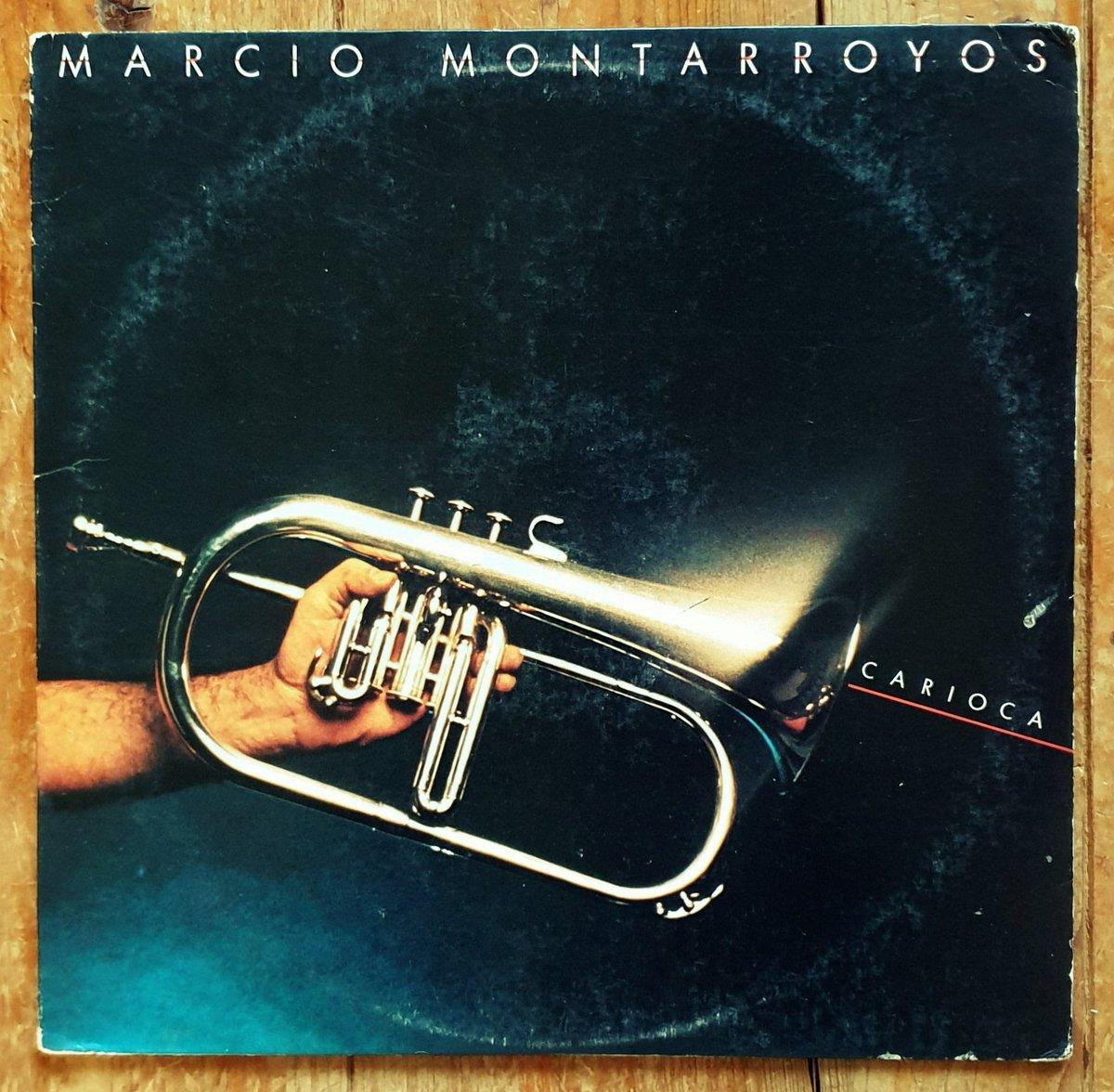 #MarcioMontarroyos – #Carioca Label: #ColumbiaRecords – FC 38952 Format: Vinyl, #LP, #Album Country: US Released: 1983 Genre: #LatinJazz Style: Soul-Jazz, #Fusion  #instavinyl #instarecords #vinylrecordcollection #rhythms #latinjazzoftheday #trumpet https://www.instagram.com/p/B79THJ0pQI4/?igshid=bonn5gzgsuas…pic.twitter.com/5xNa2NKshx