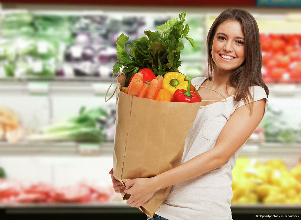 Очищающая диета для похудения на 3