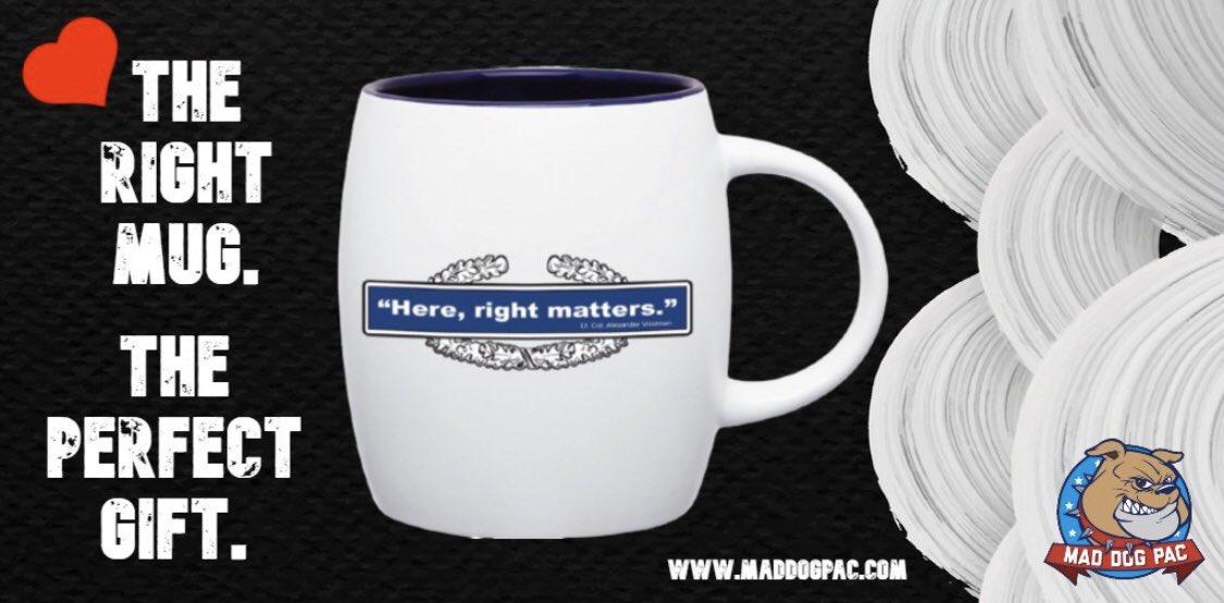 This debate is sponsored by this mug. bit.ly/TheRightMug