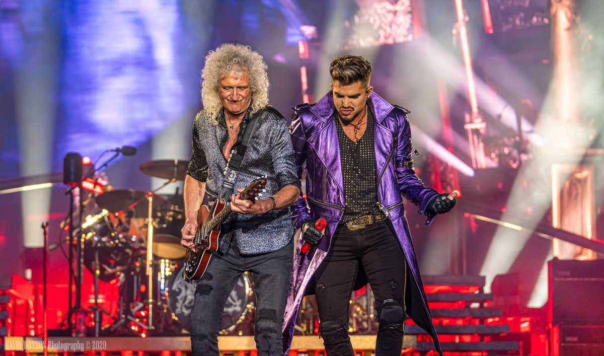 Queen + Adam Lambert brought a visually magnificent concert to Auckland's Mt Smart Stadium last night. Read Oxford Lamoureauxs review and browse a gallery of amazing photos from David Watson Photography. 13thfloor.co.nz/concert-review…