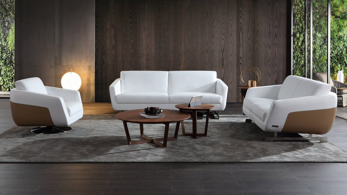 Warm Up Your Modern Living Room With