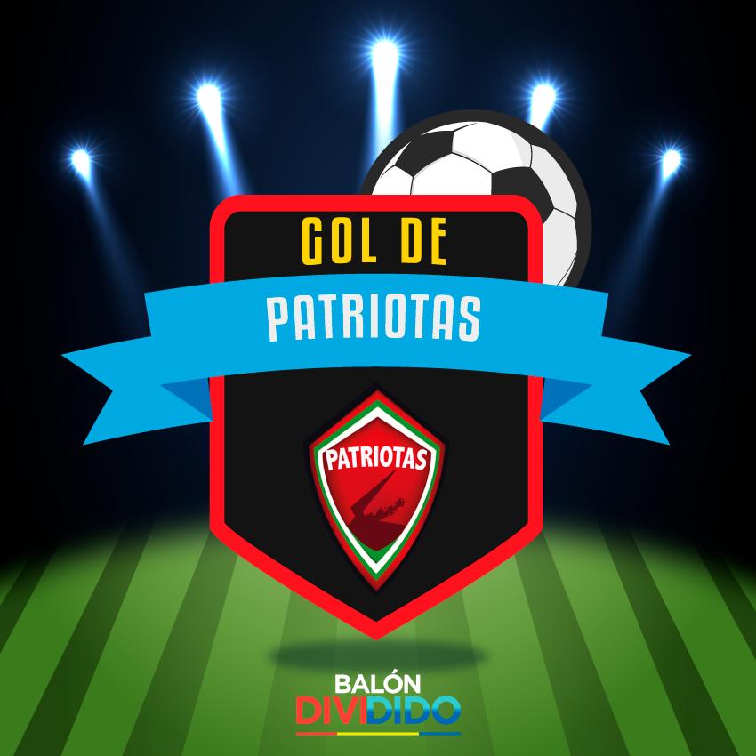 Balon Dividido On Twitter Gol De Patriotas A Los 42 St Santiago Orozco Anota El Descuento 2 1 Ante Dim