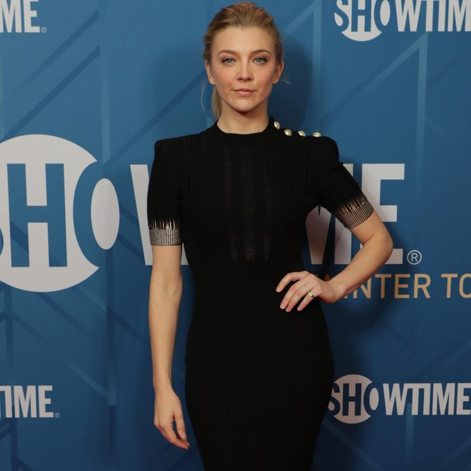 WIshing a happy birthday to Natalie Dormer! Can\t wait to see her kill it in City of Angels.