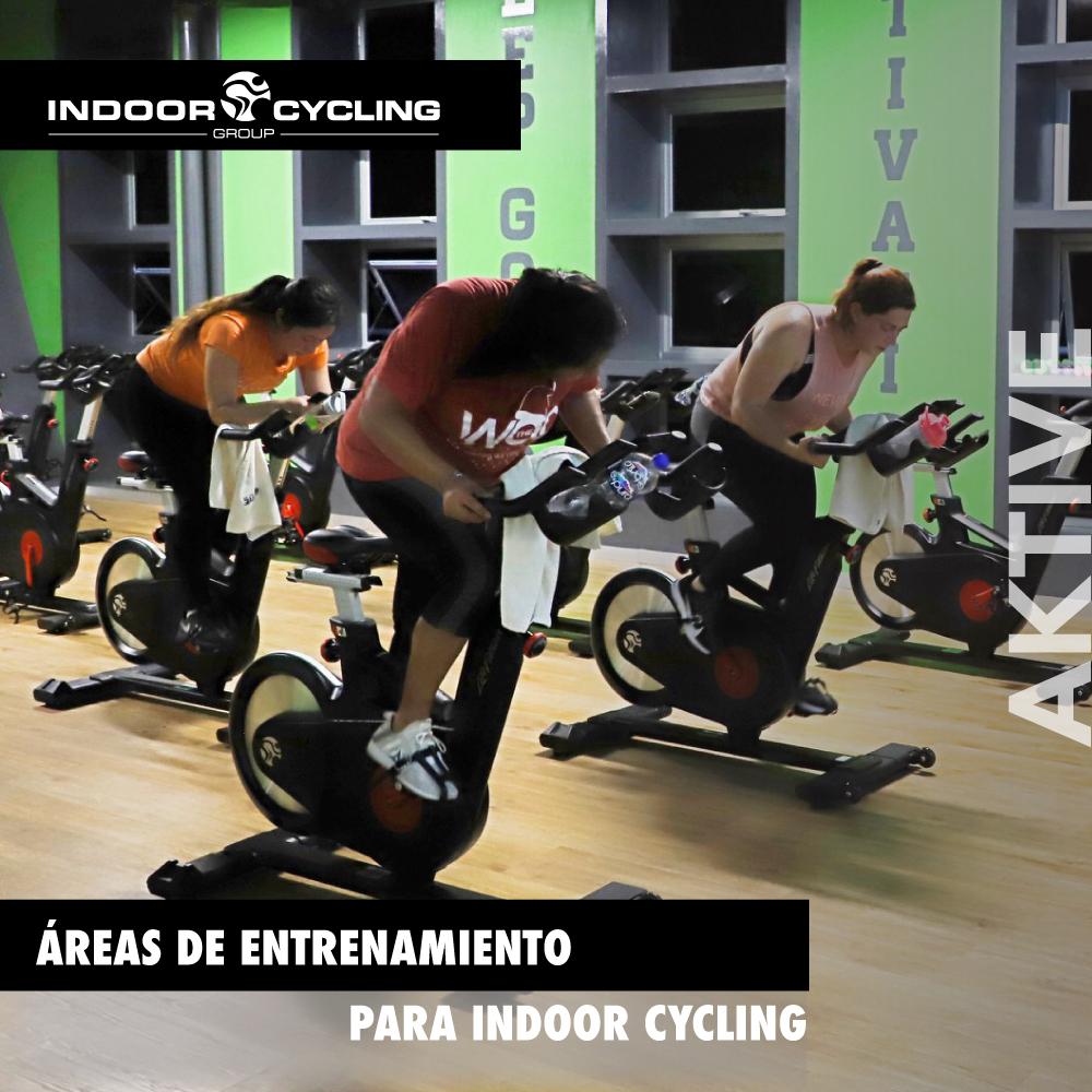 La experiencia que vivirás con nuestros equipos será inolvidable. #IndoorCycling #ICG #Aktive📍Conoce más aquí: http://bit.ly/2H2pT0O