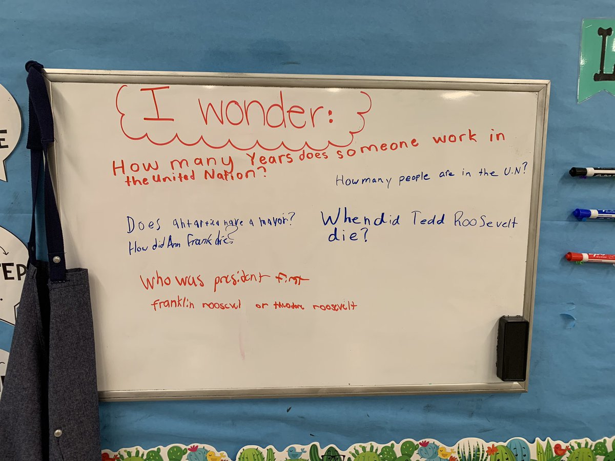 Think you know any of the answers to the questions on our WonderWall? 🧐