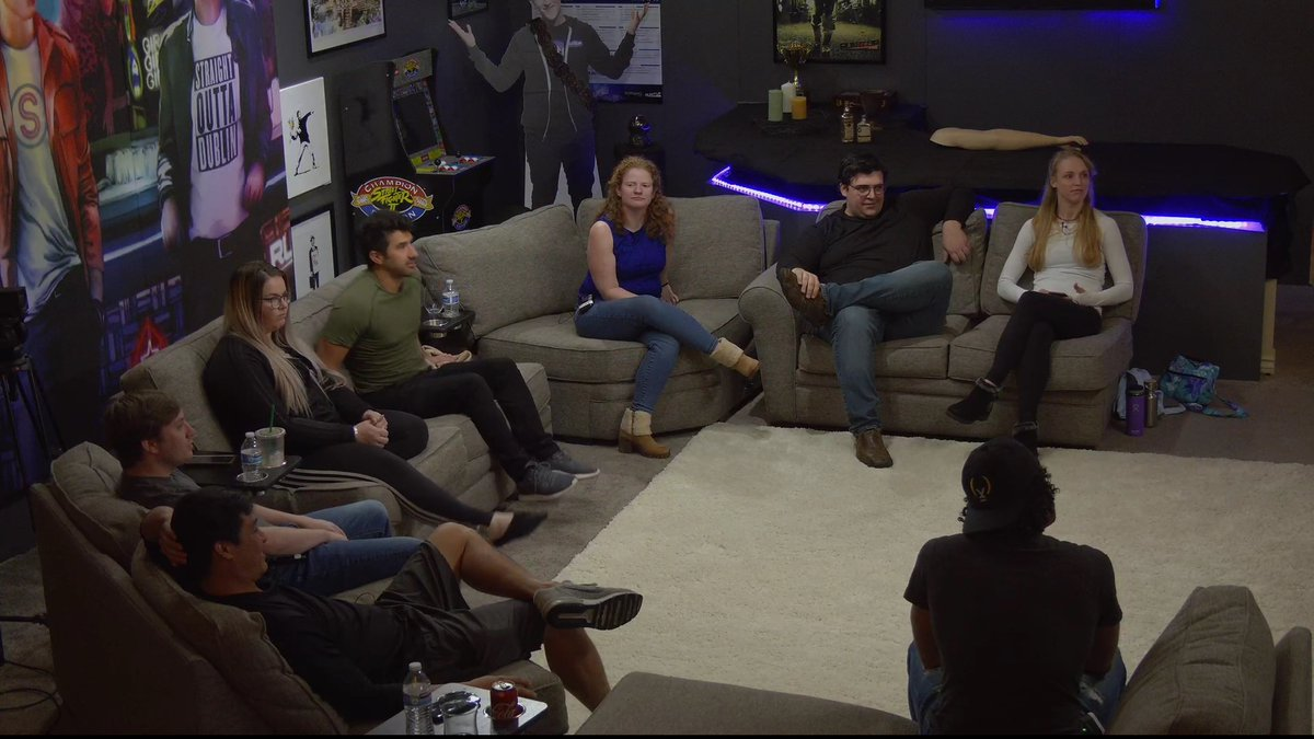 Join us for our very first Ultimate Werewolf Night! runitup.tv