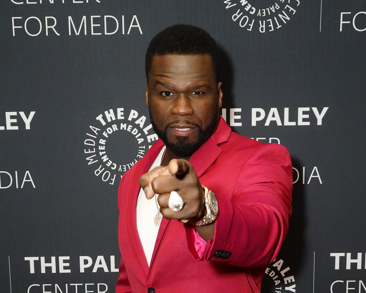 .@50cent wants you...to watch the finale of @Power_STARZ. #powerfinale