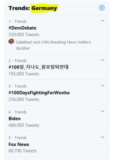 #100DaysFightingForWonho