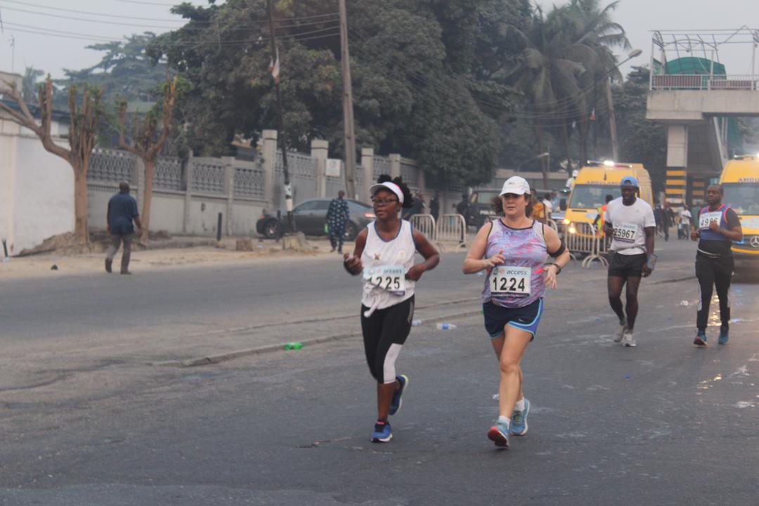 @IAmOkocha We see determination everywhere! What are you running for? #MoreThanARace #RunLagos