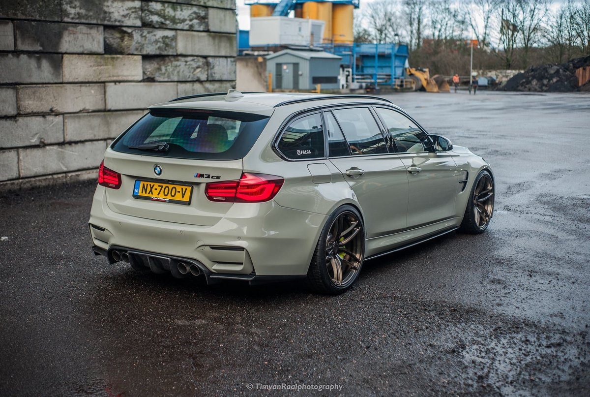 Bmw M Power M Performance Alpina Bmw Individual On Twitter M3 Cs Touring F81 1 Of 1