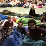 More happy campers!