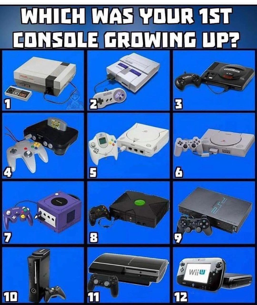Who was your first 😂