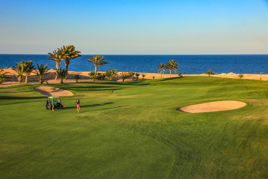 All elements of nature combined for a dreamlike golf game. #Somabay #OutstandingByNature #Travel #Golf #SheratonSomabay https://t.co/upxjKdSUYB