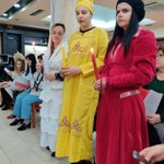 Image for the Tweet beginning: These women of Albania represent