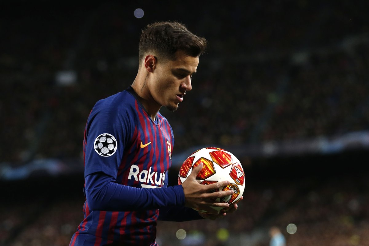 Goal On Twitter Barcelona Could Be Prepared To Allow Philippe Coutinho To Leave The Club For As Little As 80 Million 68m 88m According To Mundo Deportivo Https T Co 3587dtn2cy