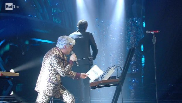 NO MARIA, IO ESCO #Bugo #Morgan #Sanremo2020 https://t.co/VAsQBbAqOL